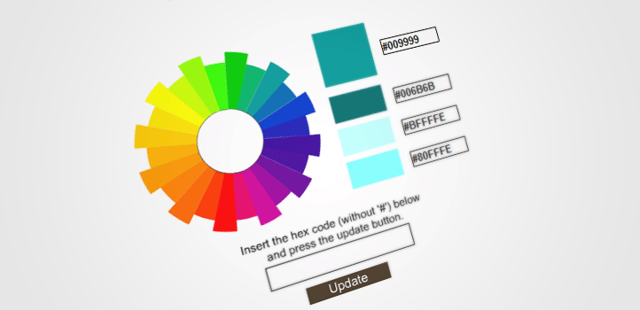HTML Color Code Picker
